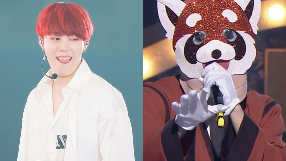 Wanna One`s Ha Sungwoon is the Idol Performed on [King of Masked