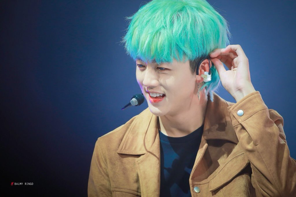 12+ Male Idols Who Rock the Mullet Hairstyle | KStarLive ...