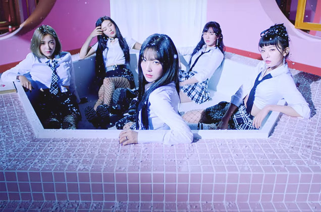 You Can`t Believe How Mind-blowing Red Velvet`s [Bad Boy