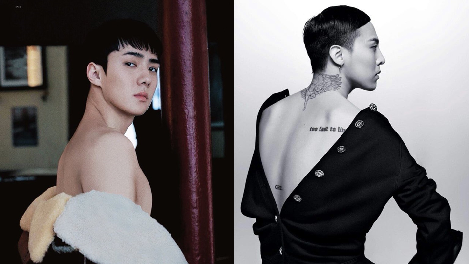 Exo S Sehun To Have Solo Cover On Vogue Korea Becoming The Second