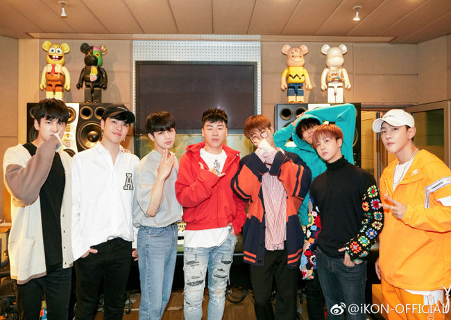 Following Their Success in Korea, iKON Made the Chinese