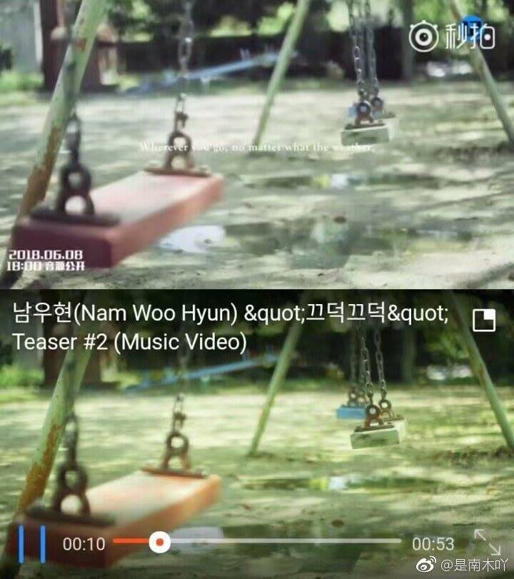 Zuo Qibo vs MV milik Woo Hyun INFINITE (Facebook '아이돌이슈')
