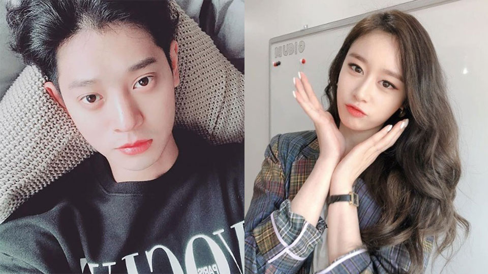 bas prix 8fc2d 302ea Jung Junyoung Denied That He is Dating Jiyeon, Revealed to ...