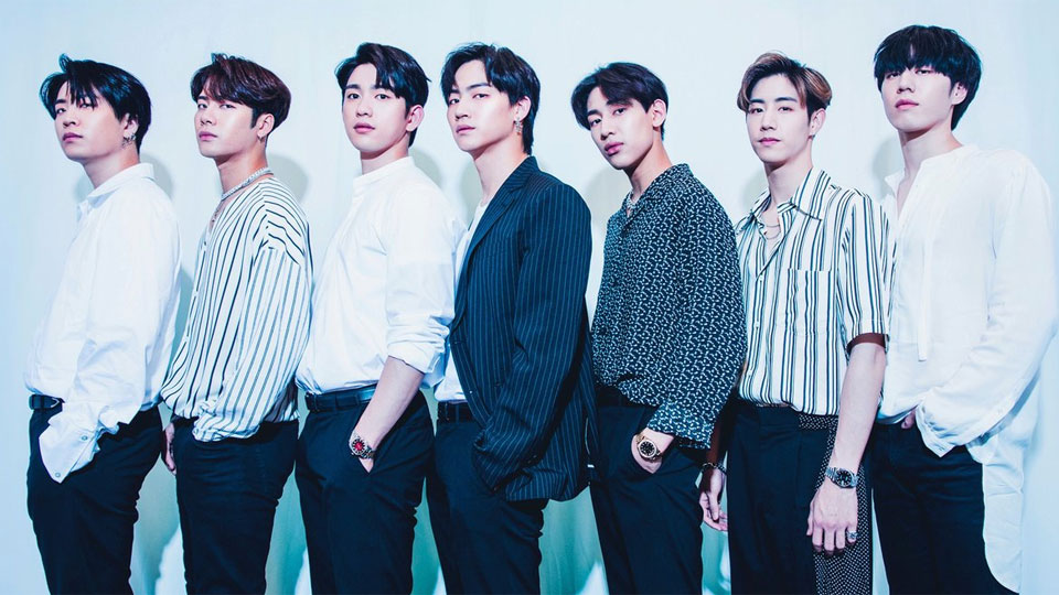 GOT7 Members Talked about How It`s Different to Promote as a Group