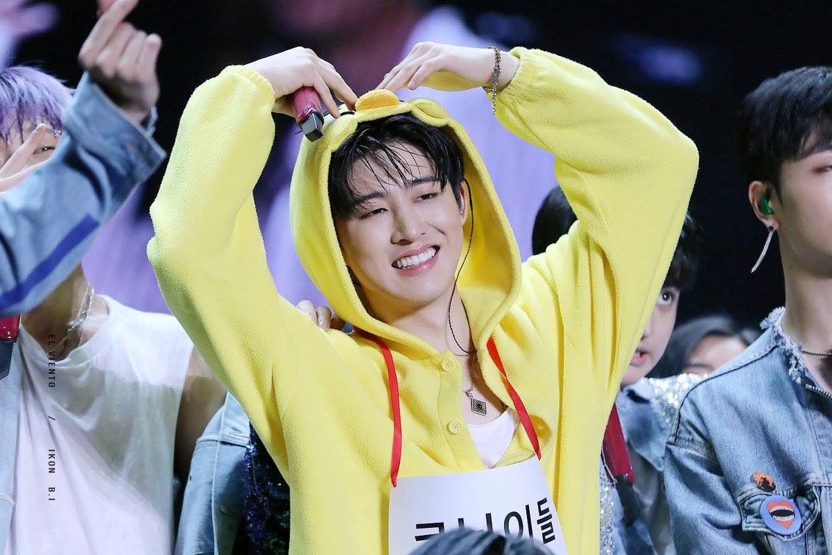 Just 27 Photos of Hanbin from [CONTINUE CONCERT] Which will Make You