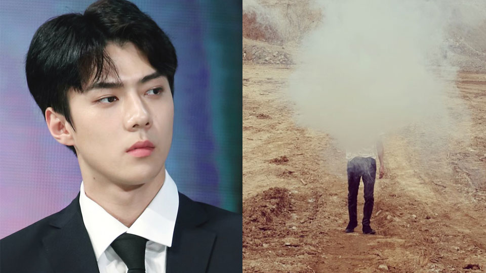 Here Are All The Interpretations You Can Make From Exo Sehun S