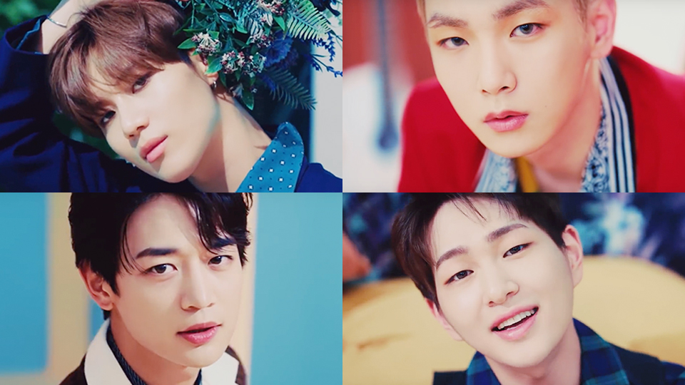 Countless` of Reasons to Love SHINee`s New Release and Here