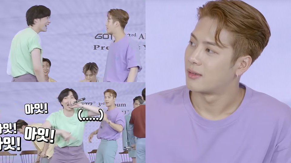 GOT7`s Yugyeom Left Jackson Speechless with His Version of [Papillon